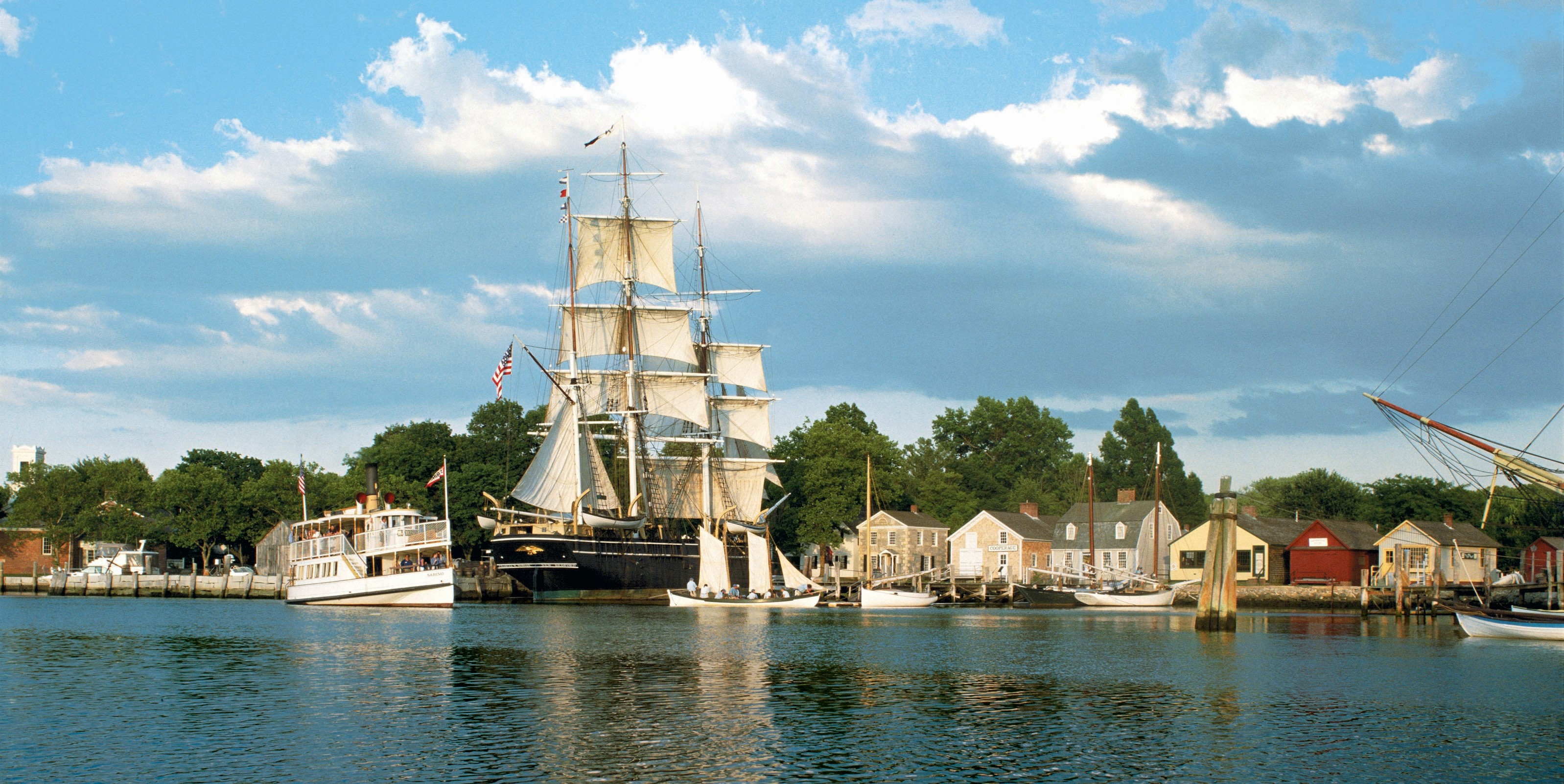 Picture of Mystic Seaport