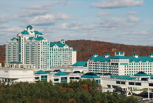 Foxwoods Resort, Connecticut
