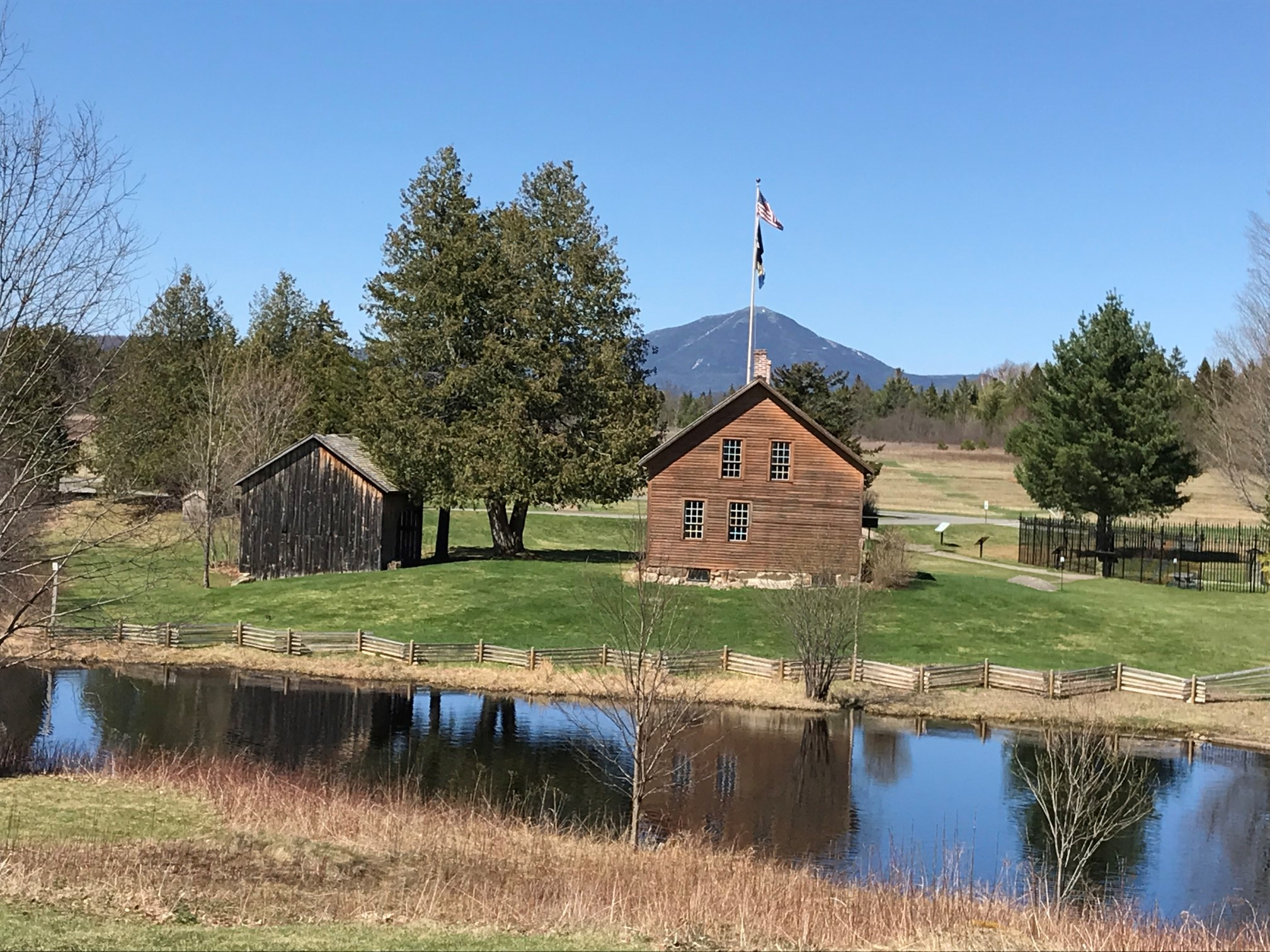 John Brown Farm State Historic Site